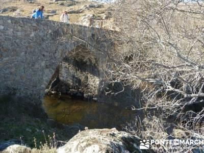 Puentes Medievales, Valle del Lozoya - Senderismo Madrid; senderismo en ordesa